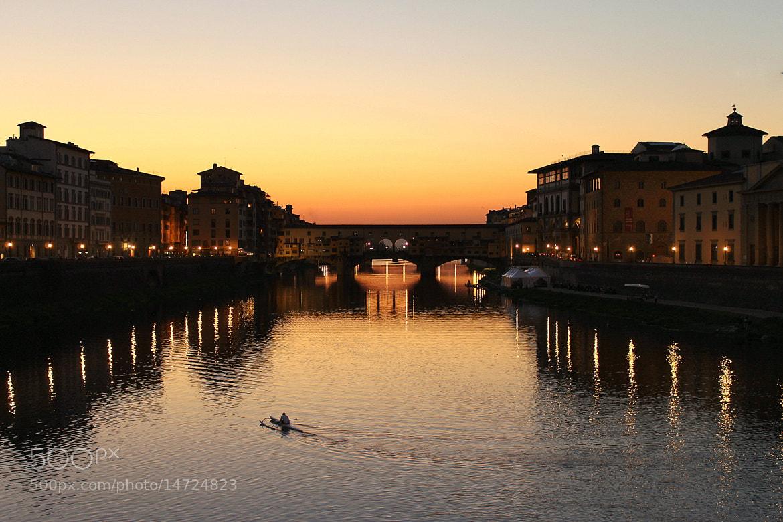 Photograph Ponte Vecchio by Debora Cappello on 500px