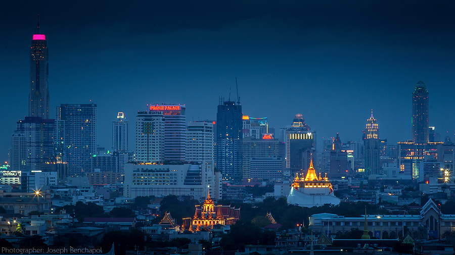 Photograph 230 years of bangkok by Joseph Benchapol on 500px