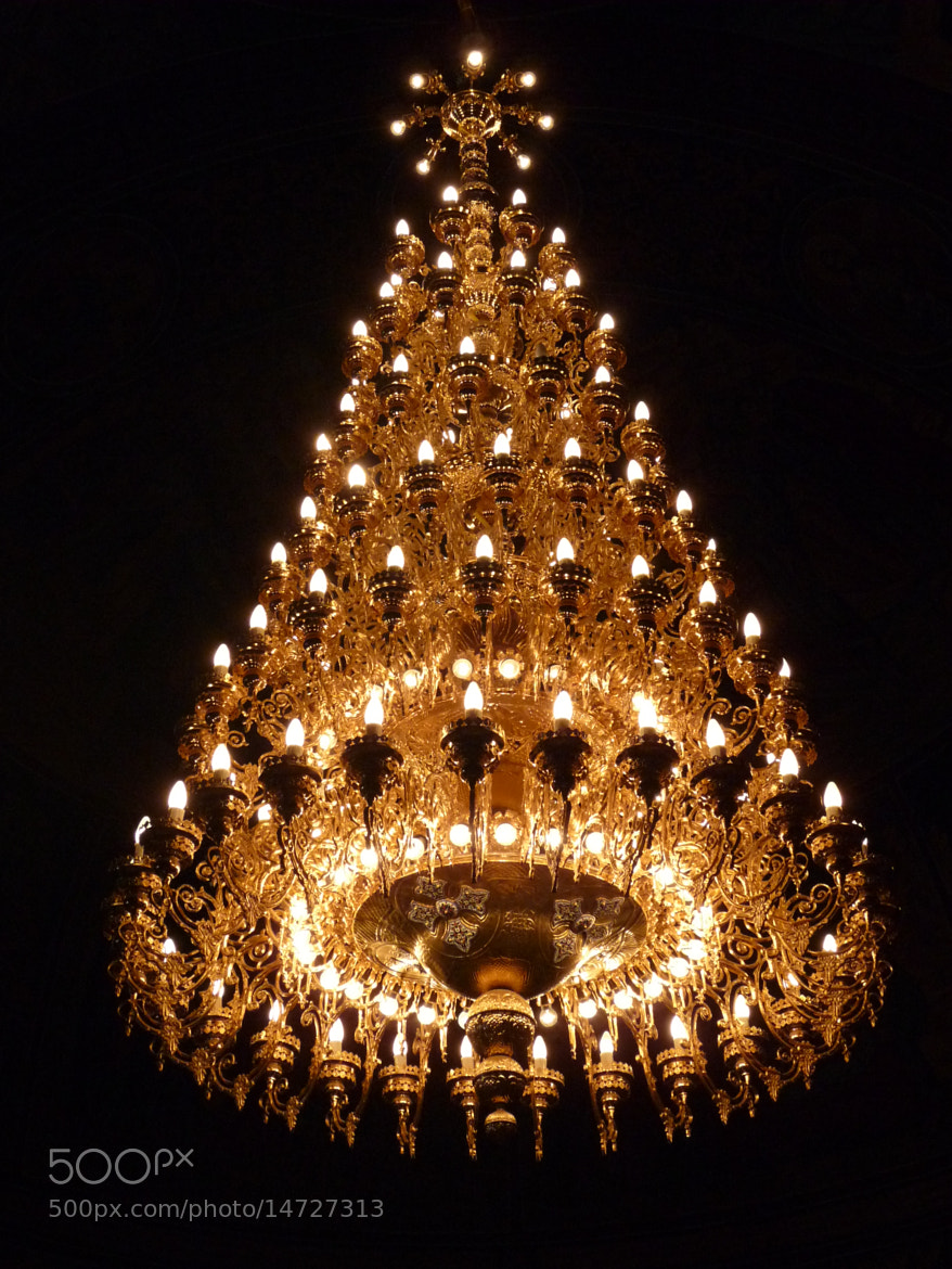Photograph Chandelier by Delia Cozma on 500px