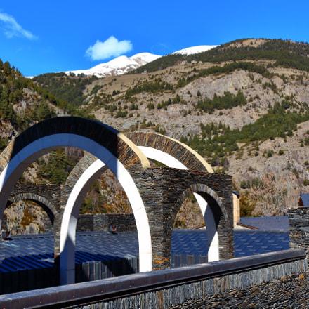 Santuari de Meritxell in Andorra