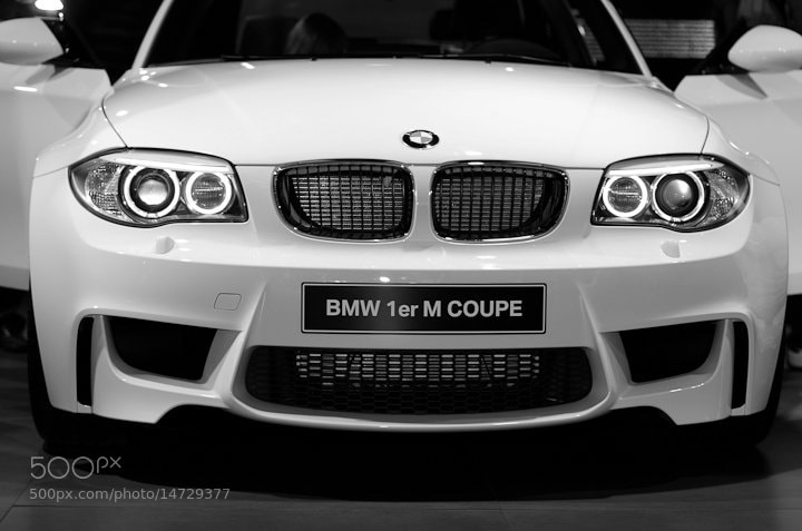 Photograph BMW 1M Coupé by Kevin Robatel on 500px