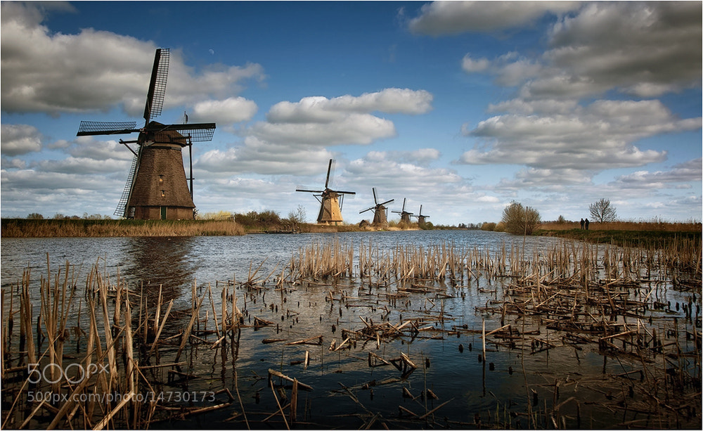 Photograph Kinderdijk Impression by Birgit Pittelkow on 500px