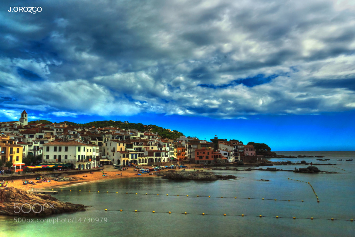 Photograph Calella de Palafrugell. by jose orozco on 500px
