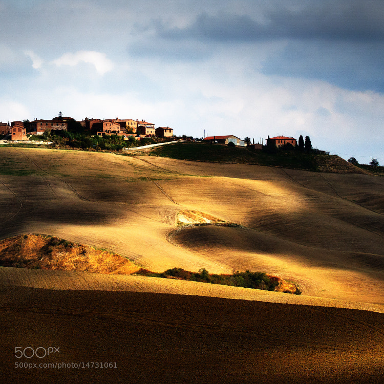 Photograph A tuscan landscape by Gabriele Gaspardis on 500px
