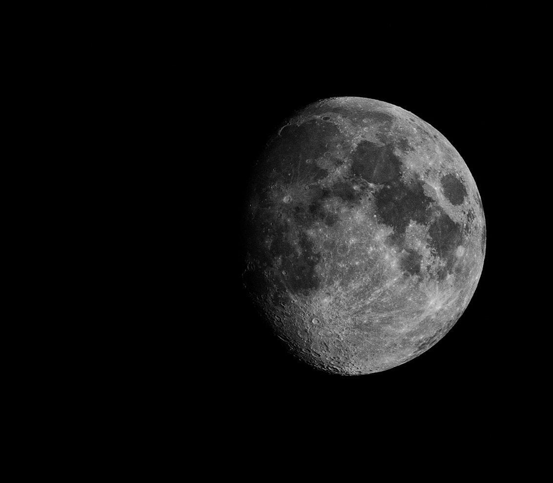 Photograph The Moon by Christiaan Slot on 500px