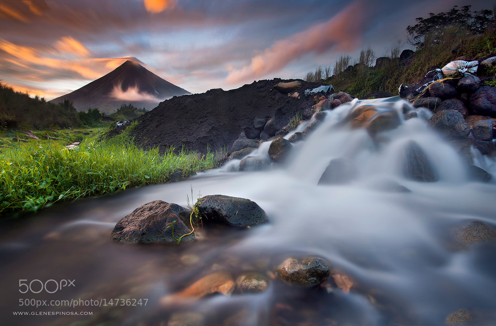 Photograph Majestic Mayon Volcano by Glen Espinosa  on 500px