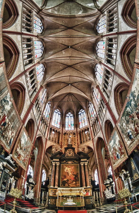 Photograph Brugge Cathedral by Jose Agudo on 500px