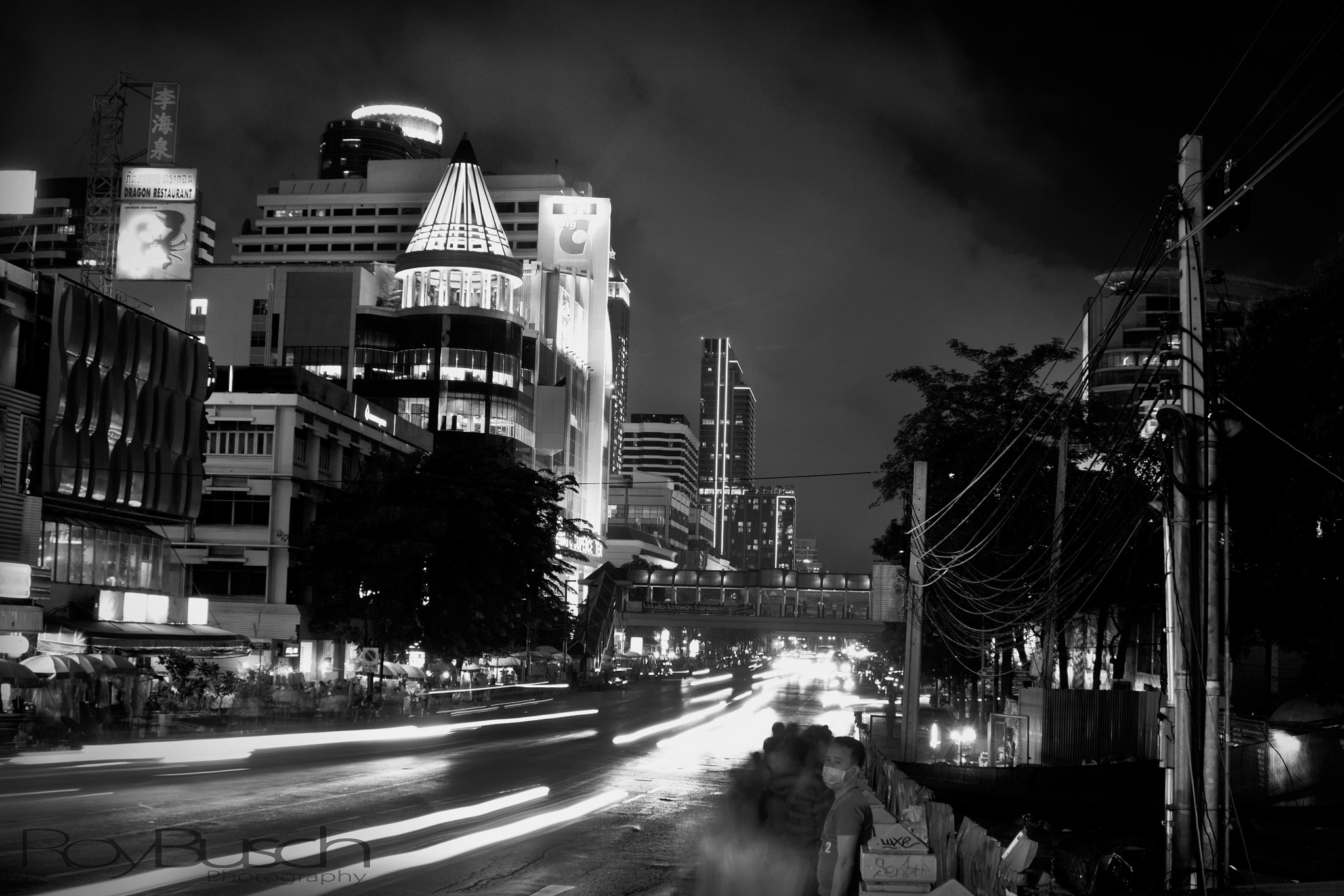 Photograph One Night in Bangkok by Roy Busch  on 500px