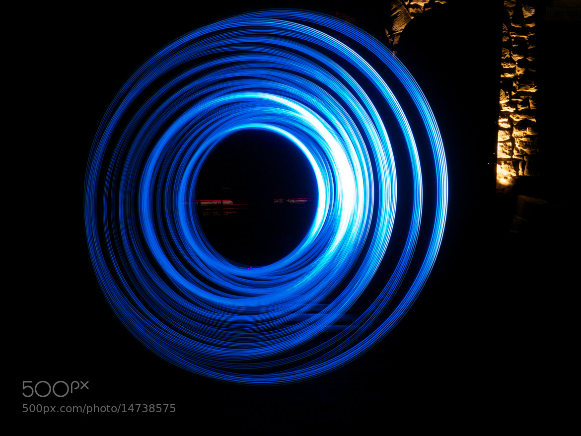 Photograph Light Tunnel by Travis Stevens on 500px