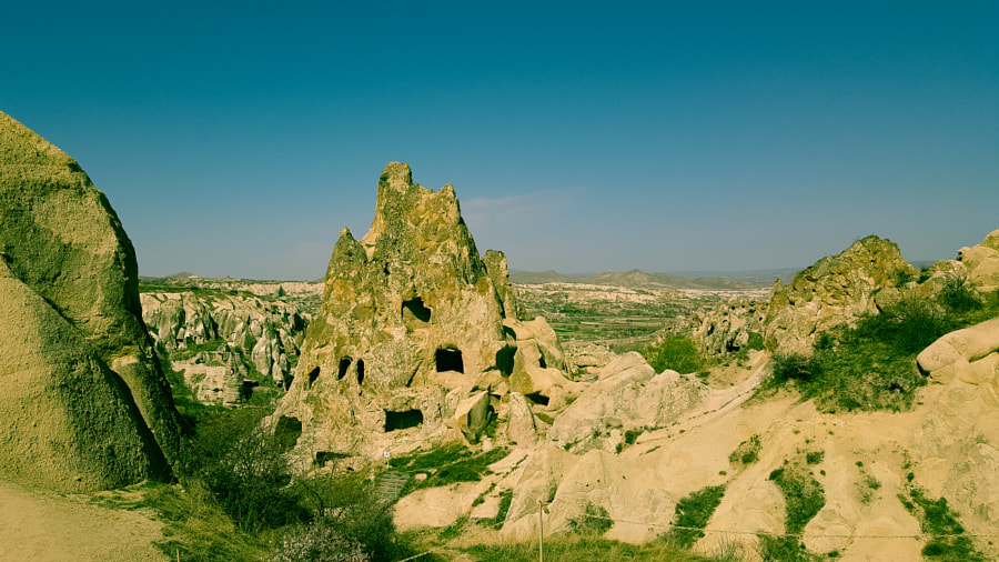 Goreme by Vivek Pandey on 500px.com