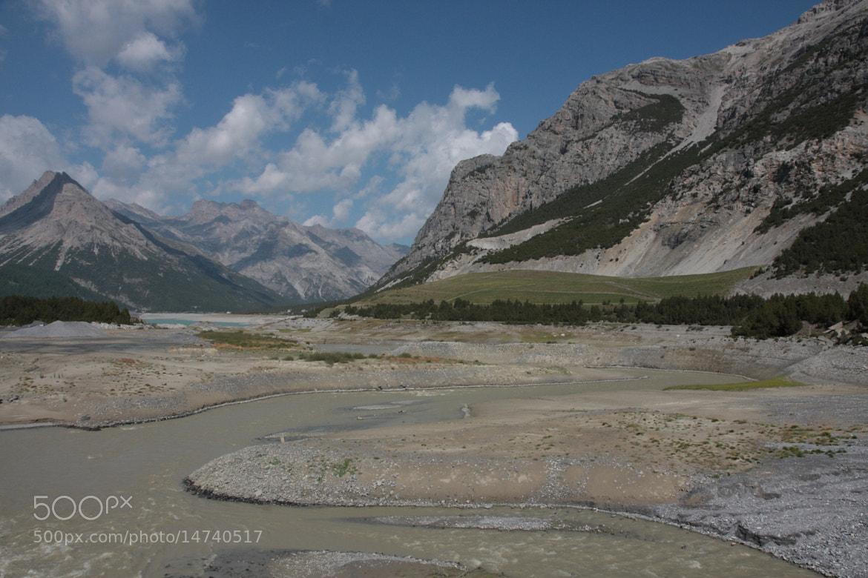 Photograph Lago di Cancano - Cancano Lake by Sergio De Giovannini on 500px