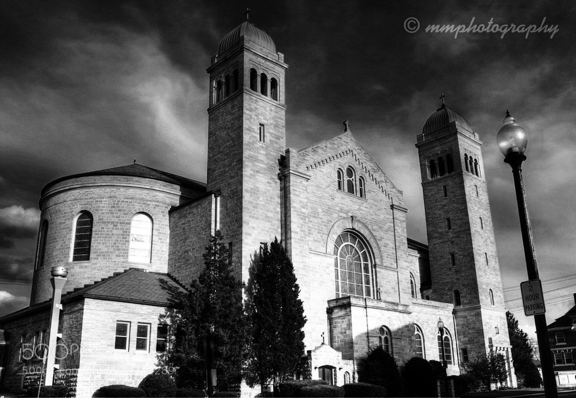 Photograph Saint Mary's  by Mark Miller on 500px