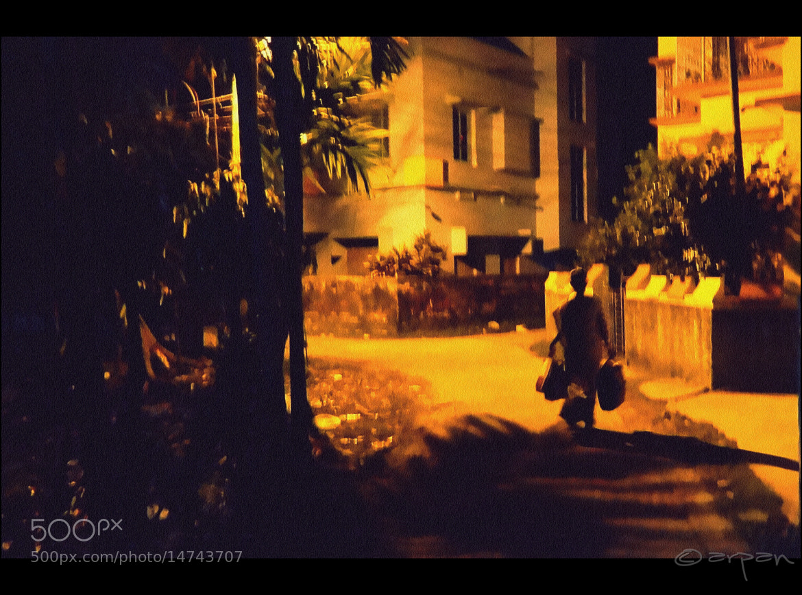Photograph midnight blues..... by Arpan Banerjee on 500px
