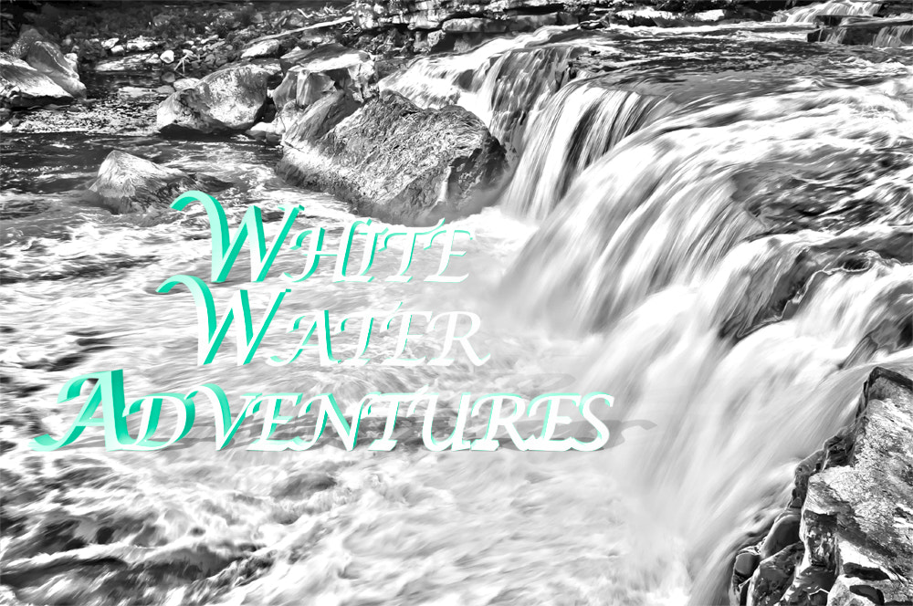 Photograph White Water Adventures 2 by GWD Photography on 500px