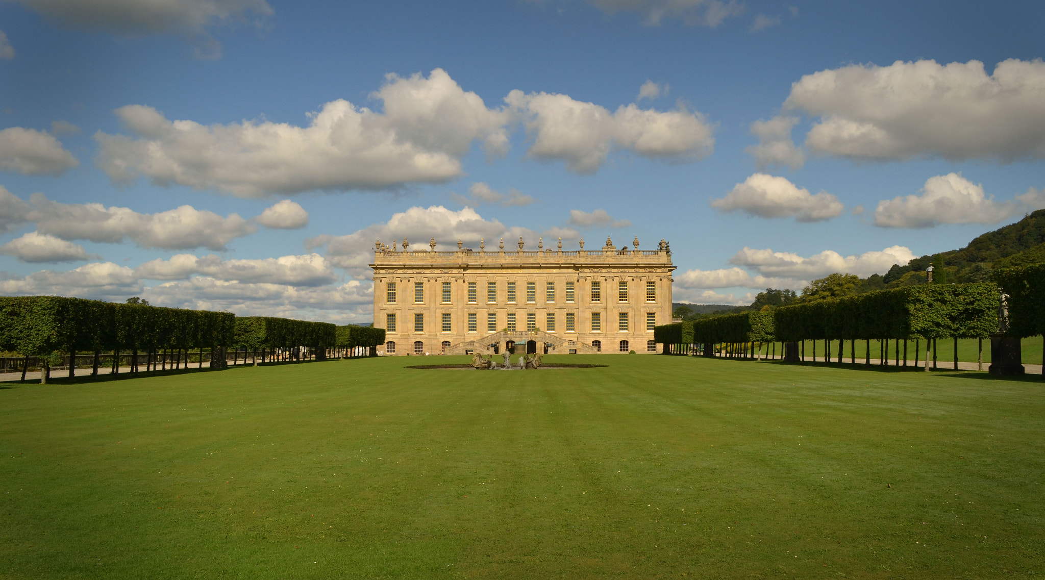 Photograph Chatsworth House by Youngman Images on 500px
