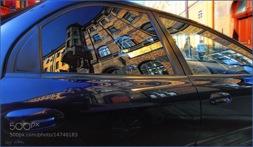 Photograph Auto mimicry 2 by Luiza  Gelts -            Луиза  Гельтс on 500px