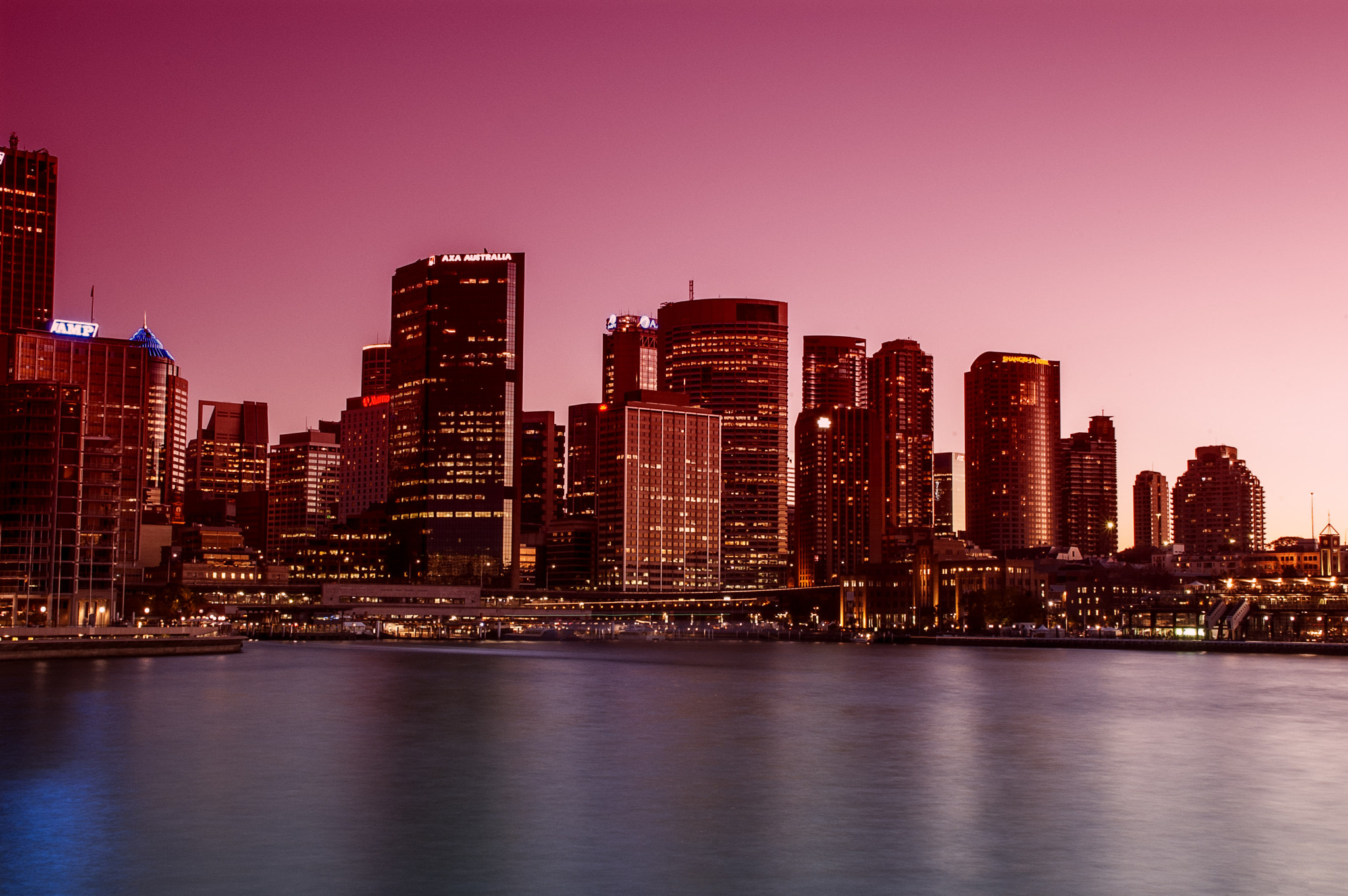 Photograph Sydney Evening  by Margaret Morgan on 500px