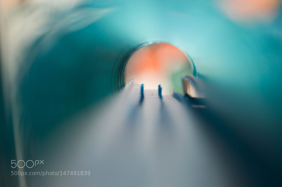 Tunnel vision by gjboyzo