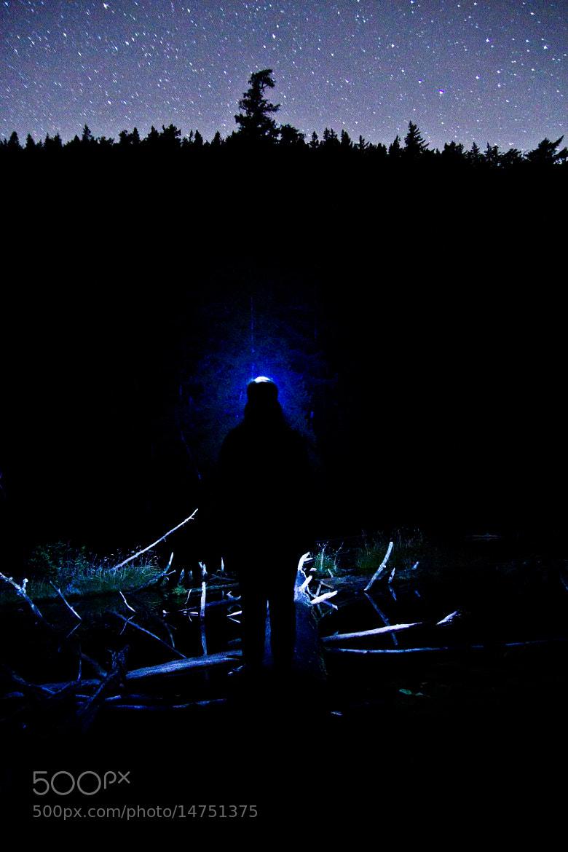 Photograph Alone Amongst the Stars by Zach Becker on 500px
