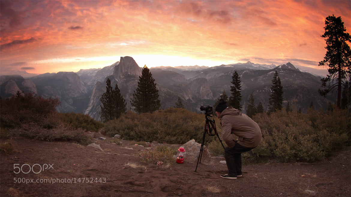 Photograph Just me in Yosemite by Maik Thomas on 500px