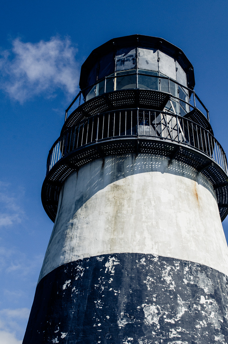 Photograph Lighthouse and blue skies by Rachel Houghton on 500px