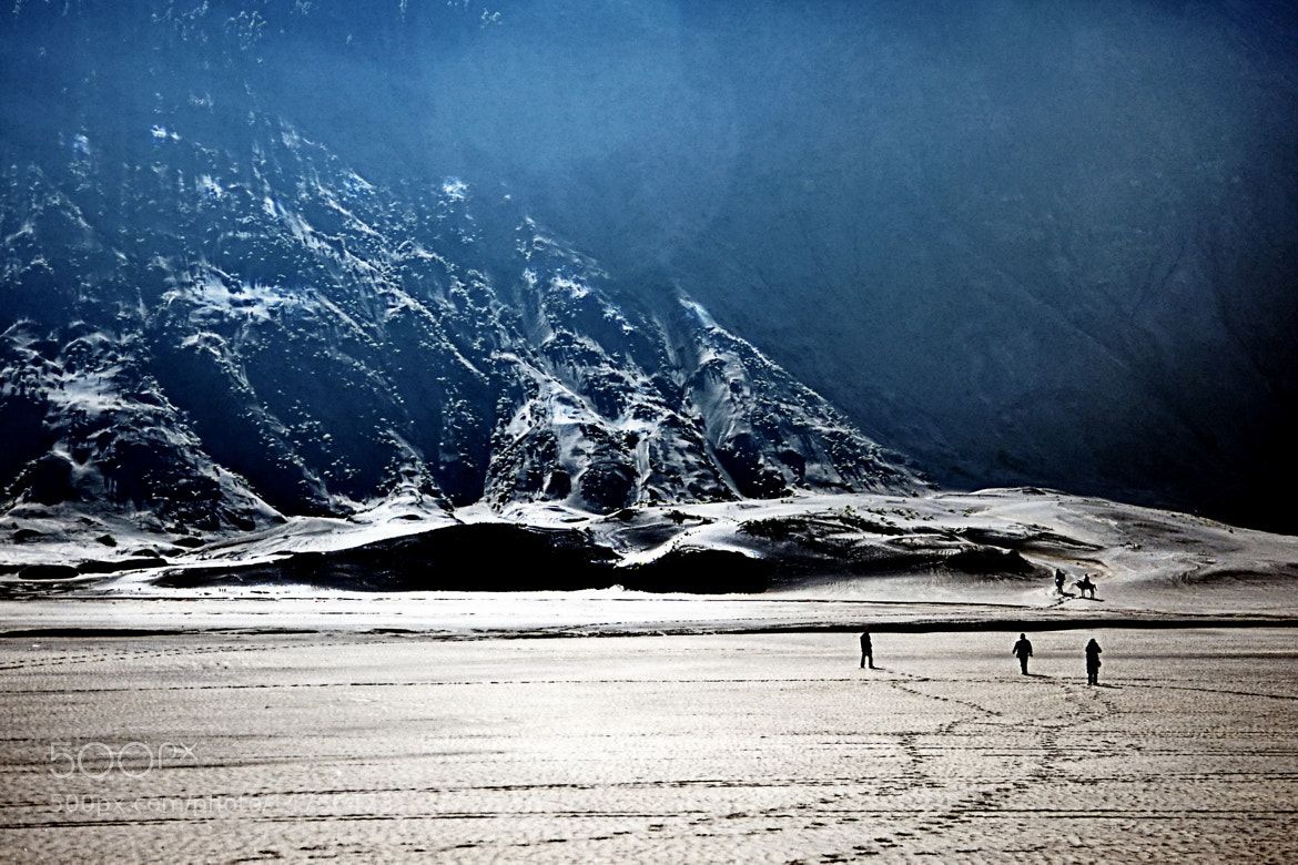 Photograph the hunters @ Bromo mountain by Mia Besari on 500px