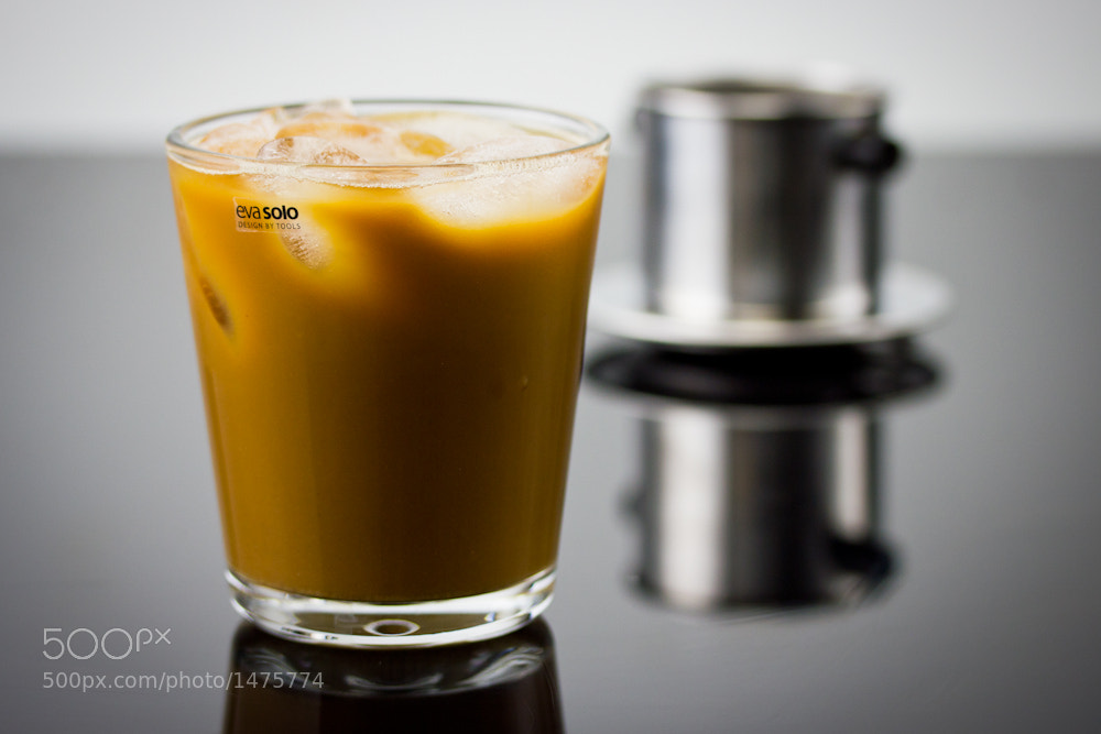 Photograph Iced Vietnamese Coffee by Mark Prince on 500px