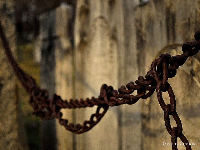 Photograph Chained by Gwen  Dubeau on 500px