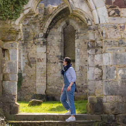 Abbaye d'Aulne Fanny
