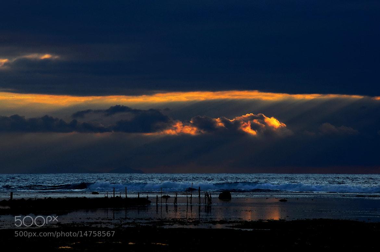 Photograph sunrise @ Sanur beach,Bali by Mia Besari on 500px