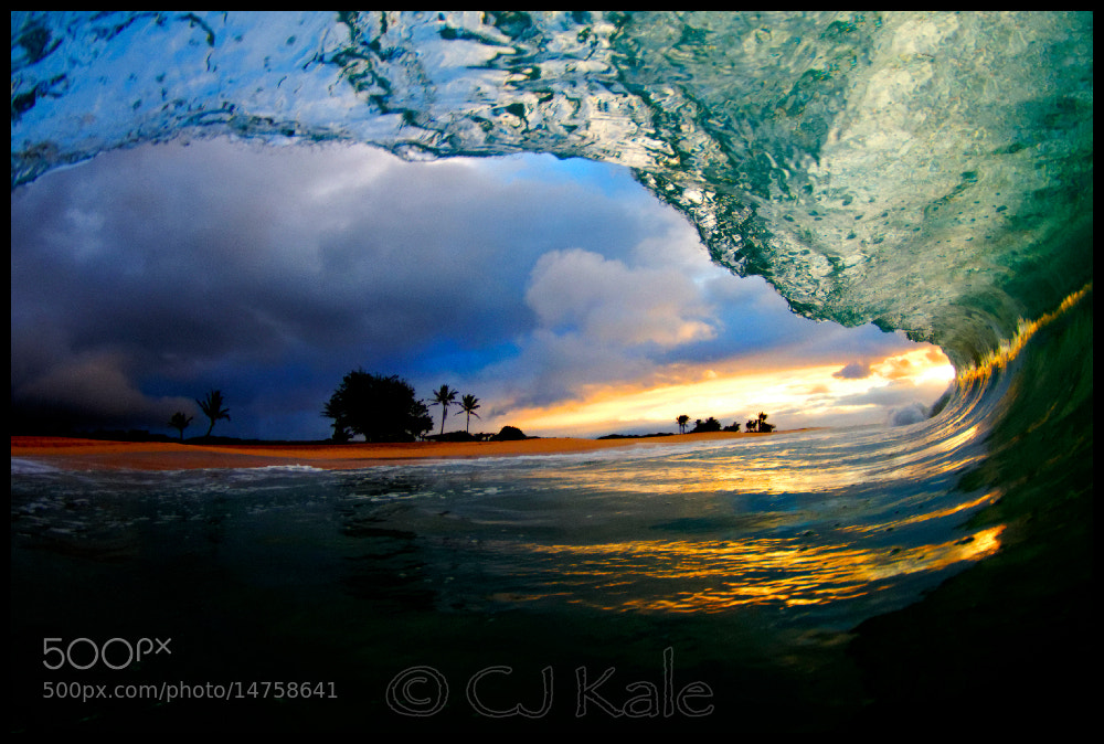 Photograph Surfing the storm!! by Cj Kale on 500px
