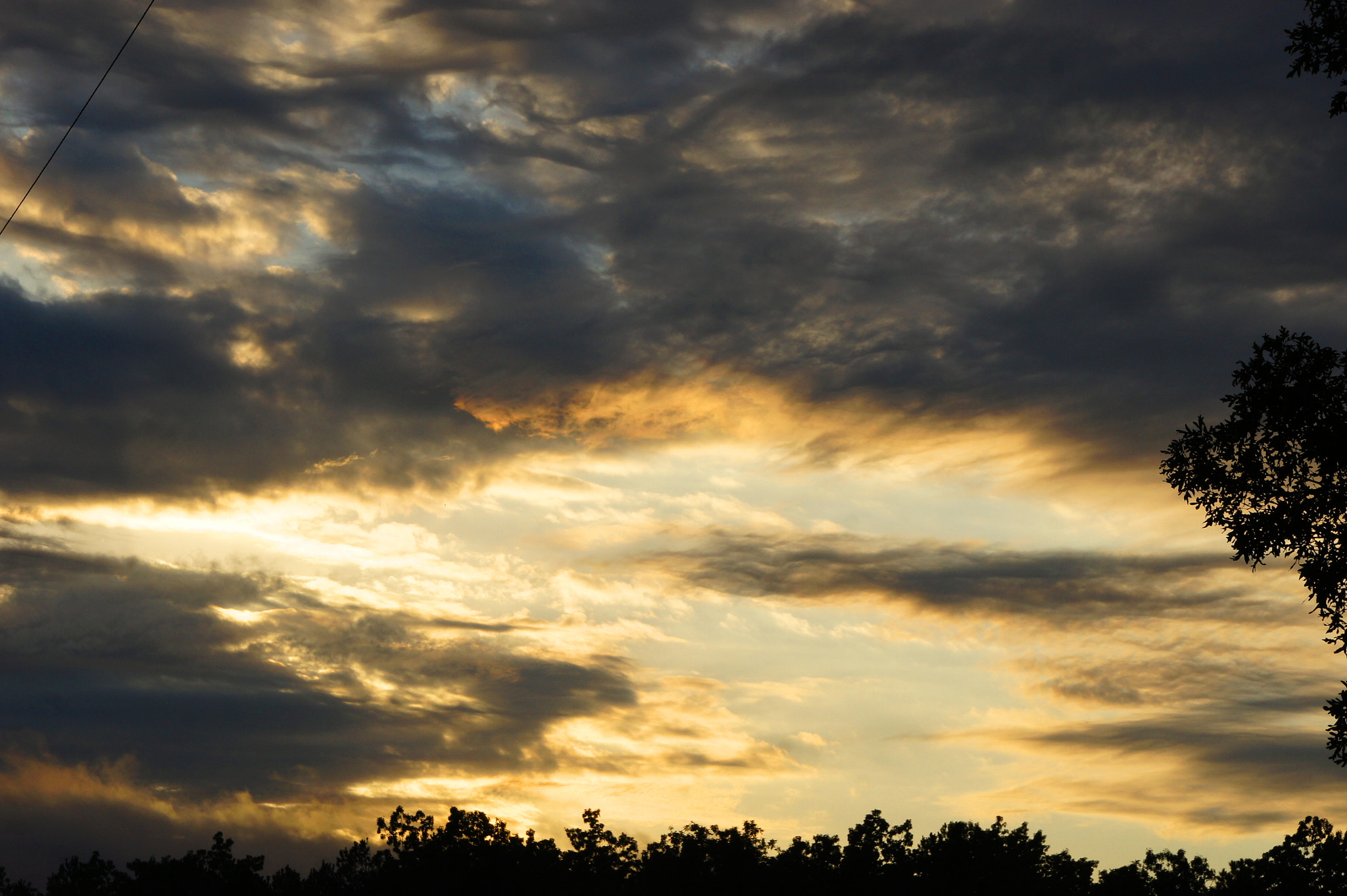 Photograph Sunset in the west by Reda Brooks Foster on 500px