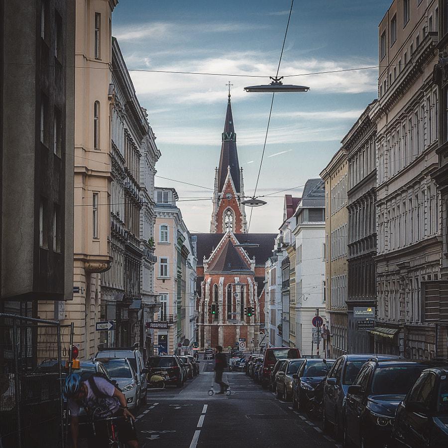 Vienna streets I