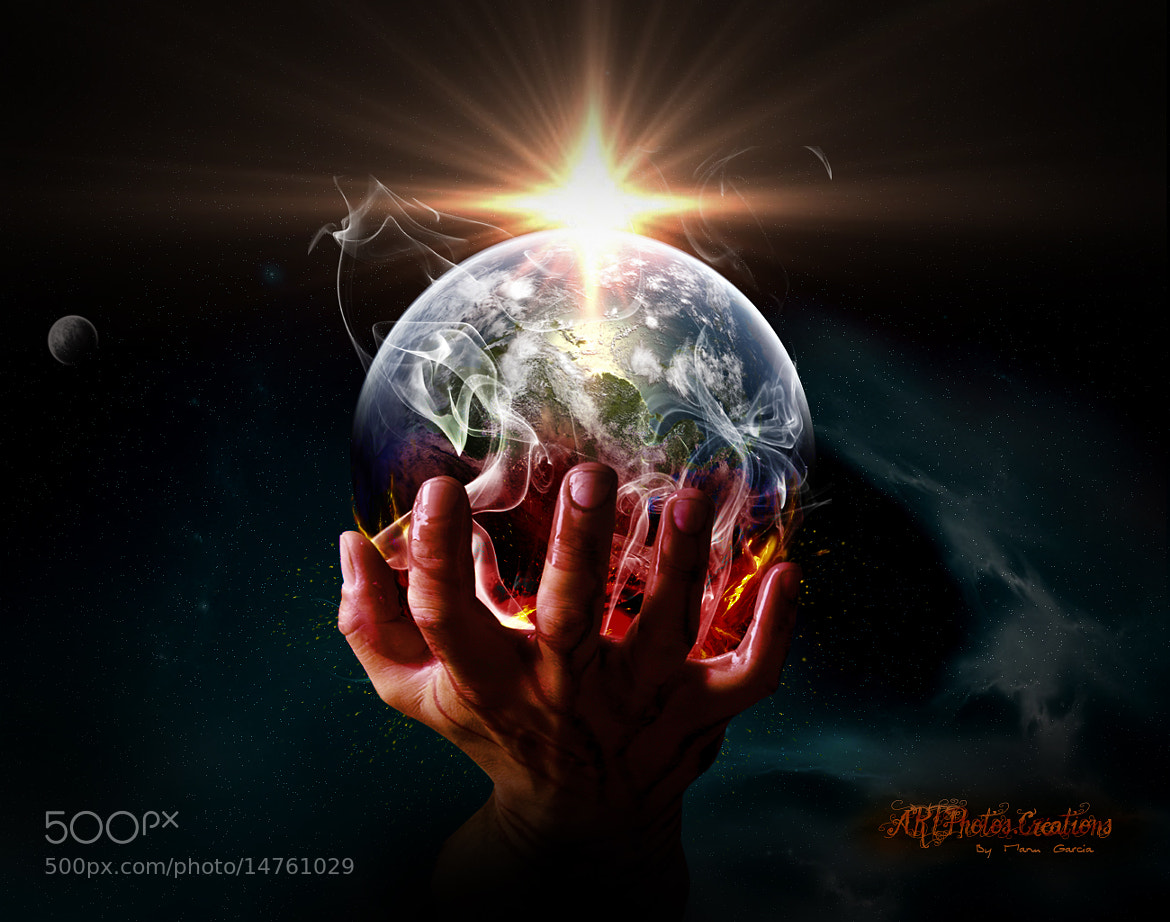 Photograph The hand of god by Manu Garcia on 500px