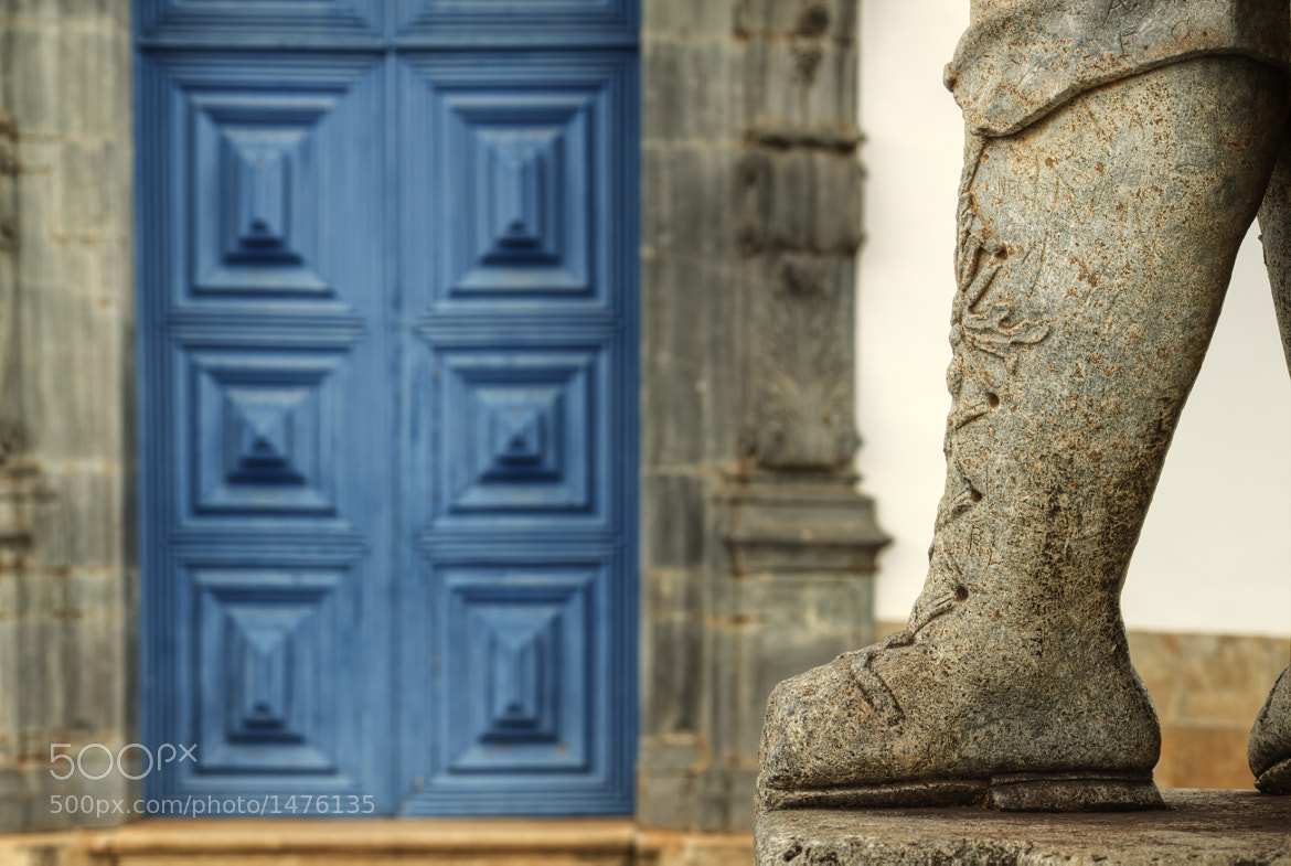 Photograph I have a foot in the door by Danilo Faria on 500px