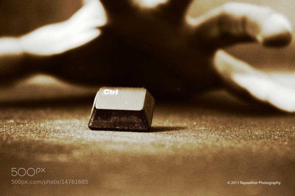 Photograph Losing control by Rajasekhar Shankar on 500px