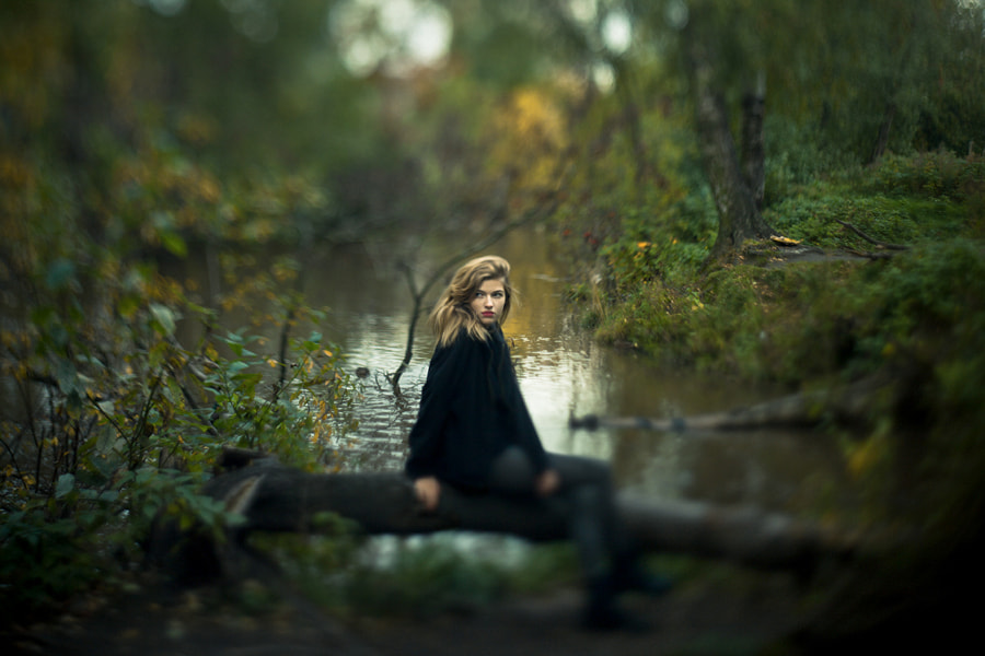 Photograph Polina by alexander kan on 500px