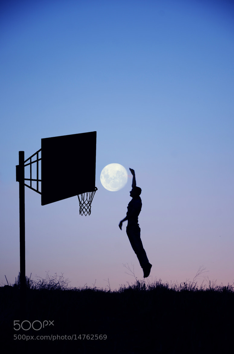 Photograph BasketBall Game by Adrian Limani on 500px