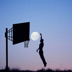 BasketBall Game by Adrian Limani (adrianlimani)) on 500px.com