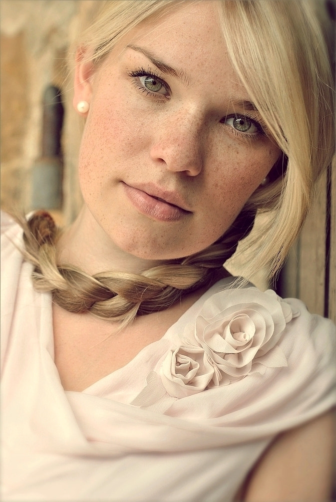 Photograph *anja* 03 by Ines Fuchs on 500px