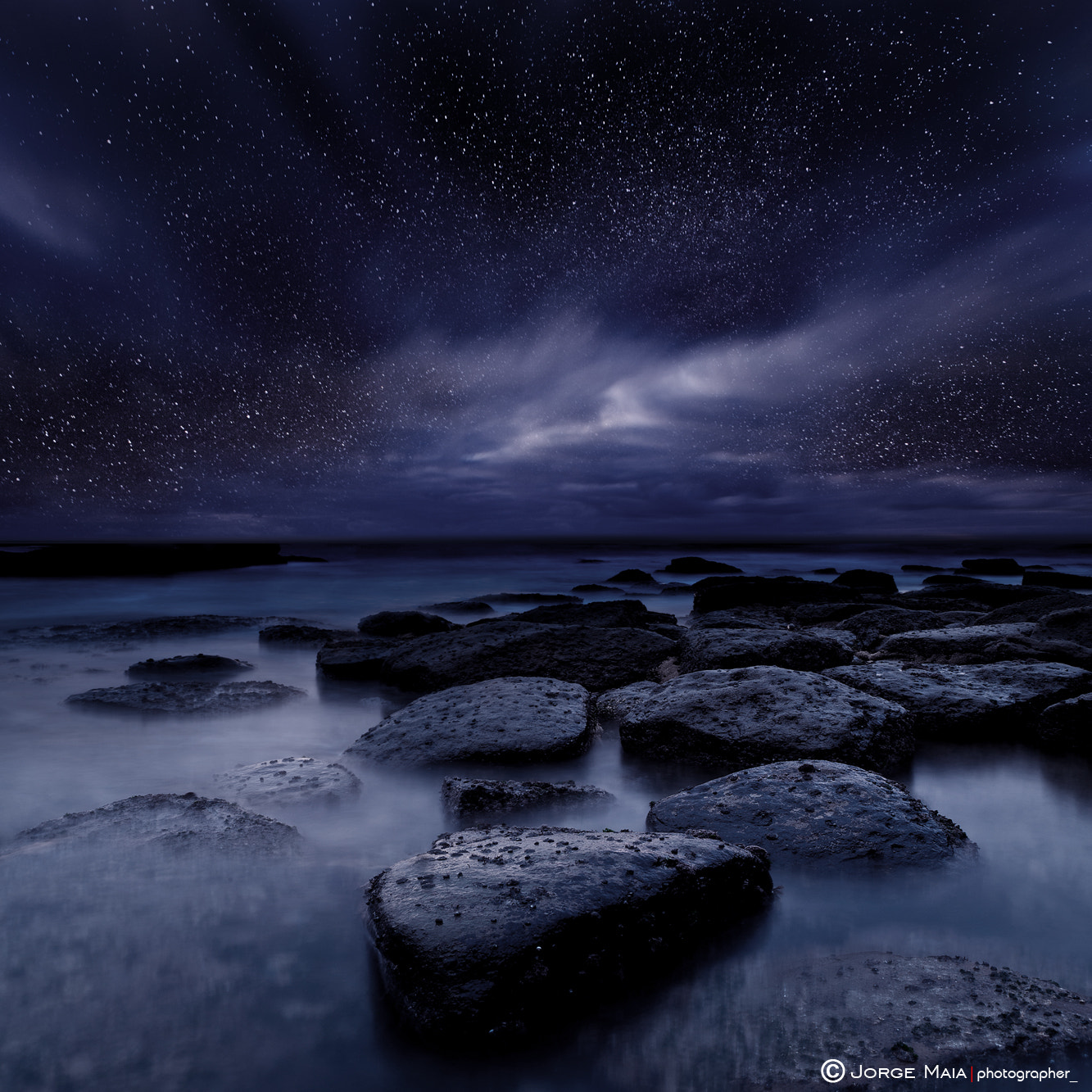 Photograph Night enigma by Jorge Maia on 500px