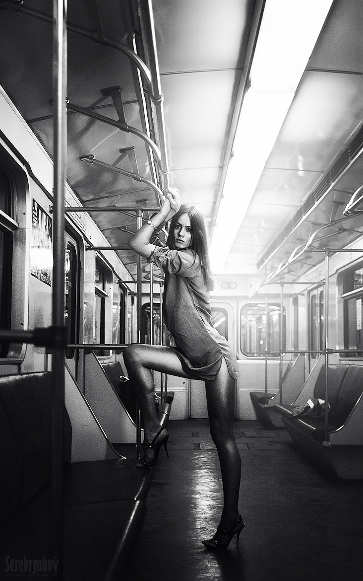 Photograph Metro / Sexual  by Maxim Serebryakov on 500px