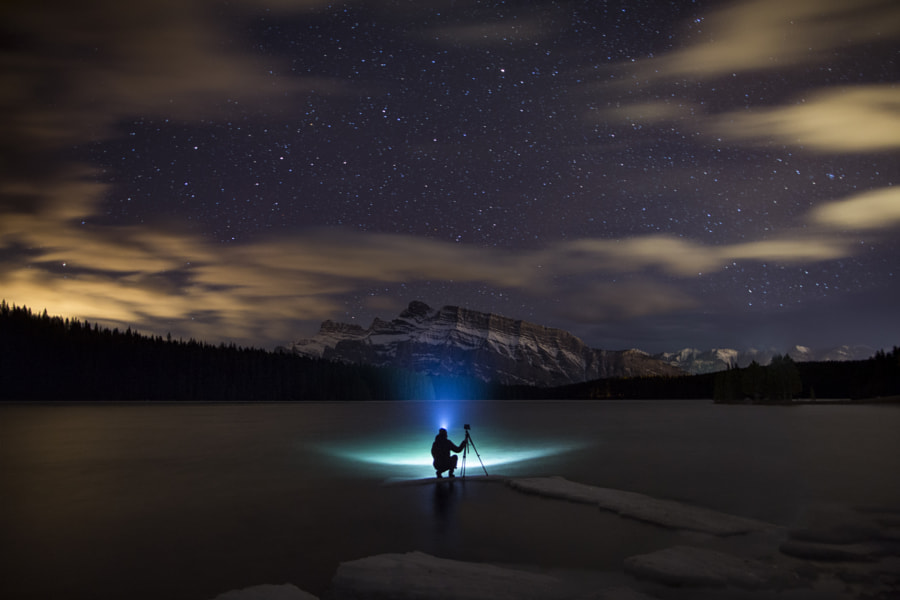 No northern lights, no problem. by Paul Zizka on 500px.com