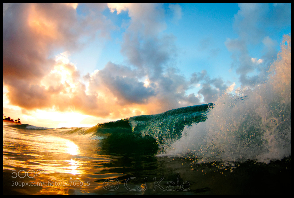 Photograph Endless sunrise by Cj Kale on 500px