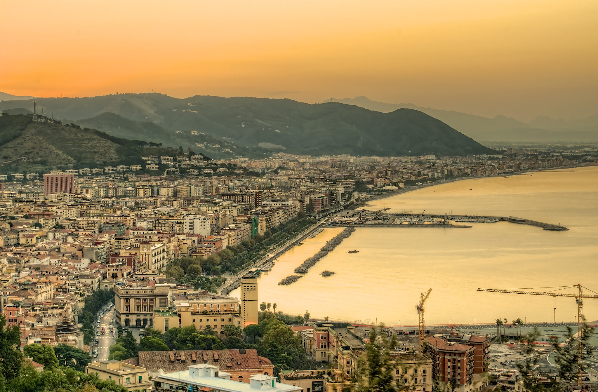 Photograph Salerno, southern Italy by Rosario Manzo on 500px