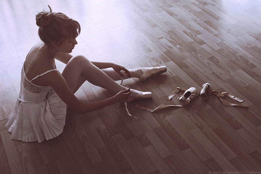ballerina by Marta Bevacqua on 500px.com