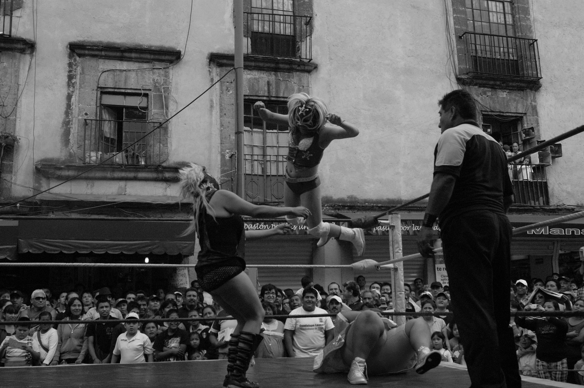 Photograph Luchas by Carlos  Ayala on 500px