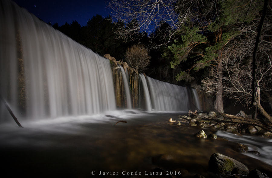 Aguas nocturnas by Javier Conde Latou on 500px.com