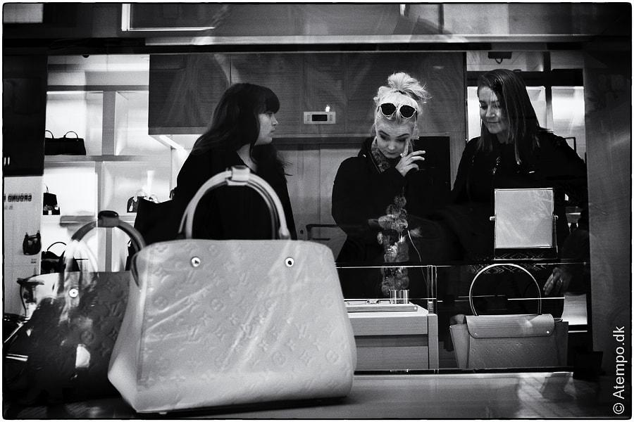 Vuitton looks...