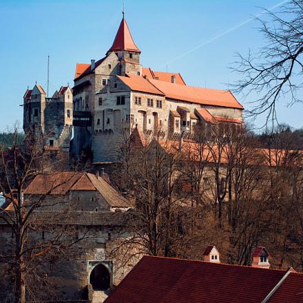Castle Pernštejn